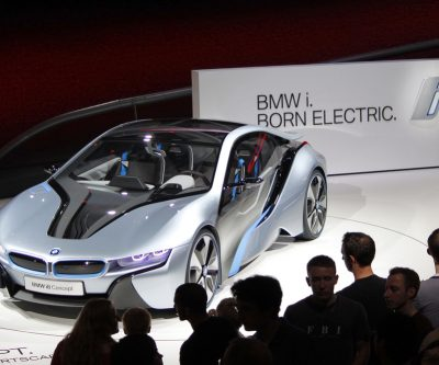 BMW becomes first carmaker to join responsible mining group