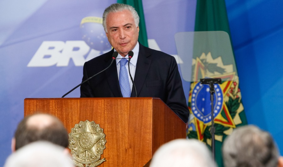 Brazilian President changes decades-old mining laws to lure investment, protect environment