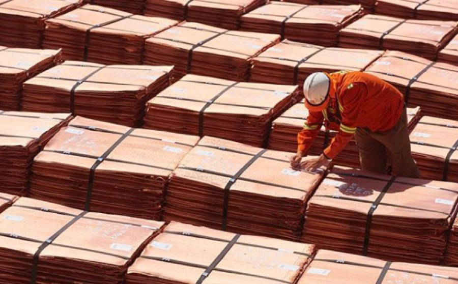 Copper price jumps to 2-year high