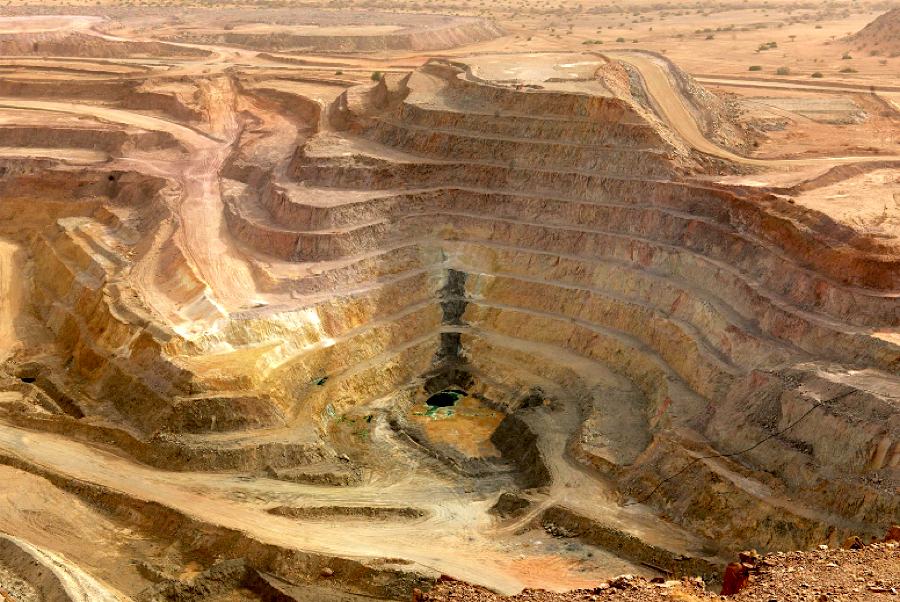 Nevsun extends the mine of its Bisha mine in Eritrea until the end of 2022