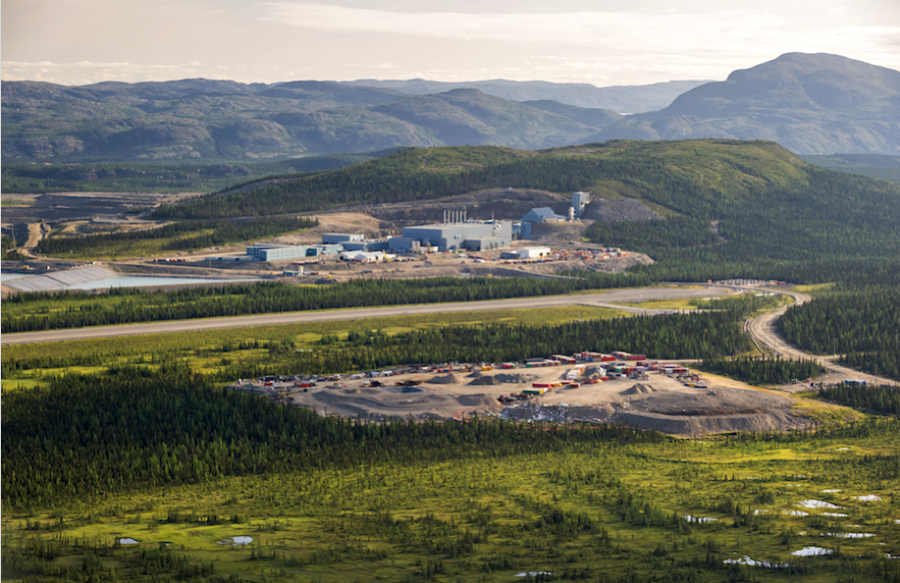 Vale confirms coming 'announcement' about Canada's Voisey`s Bay mine
