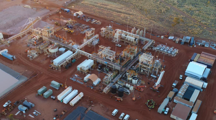 Australia's Northern Minerals makes first rare earth from pilot plant