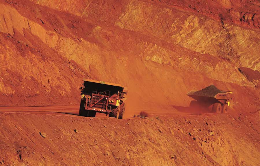 BHP secures iron mining rights in Australia's Pilbara for