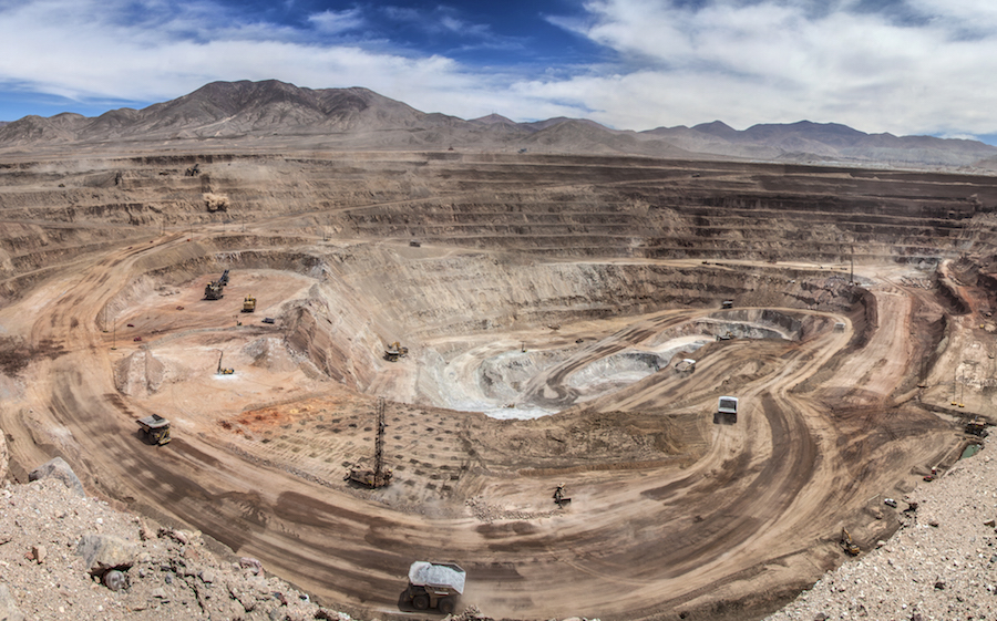 Chile's copper agency said US-China trade war to hit metal price