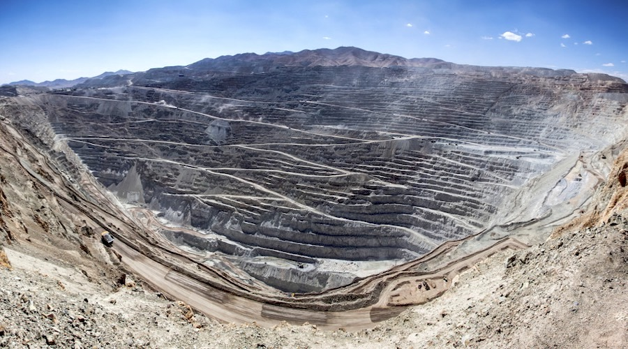 Codelco's Chuquicamata copper mine hit by strike, blockage