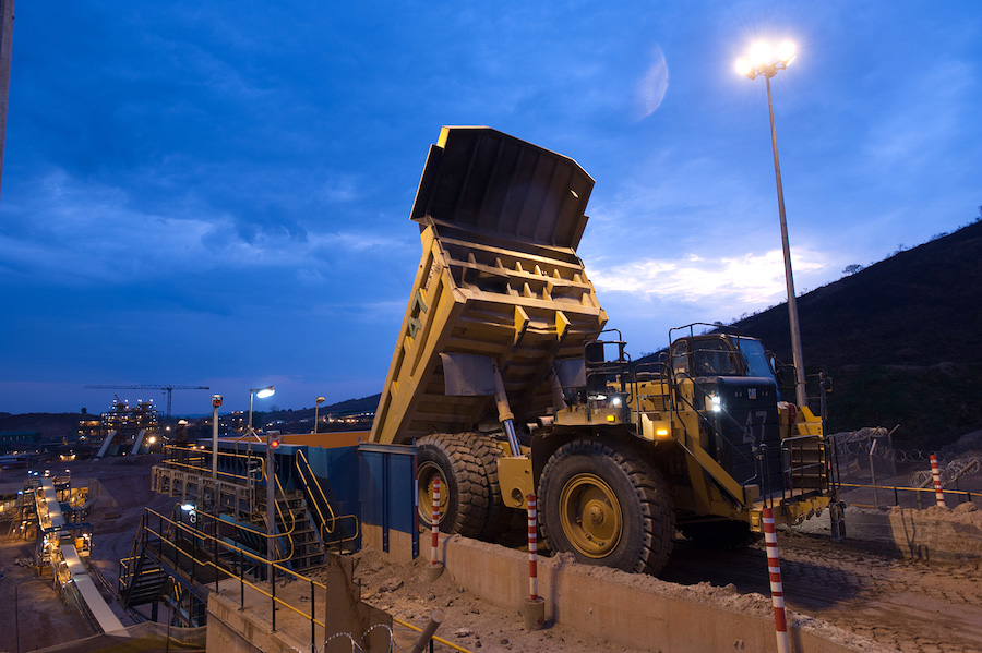 Kibali gold mine aims record output after underground ramp-up