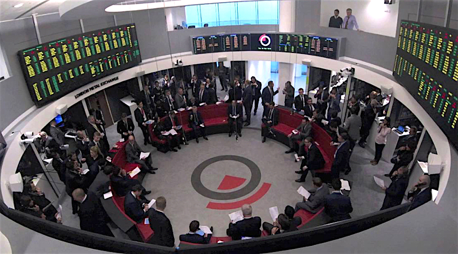 LME to make improvements to electronic pricing during ring closure
