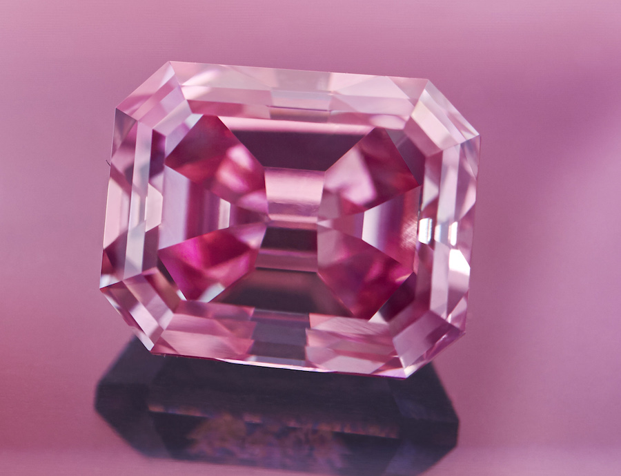 Rio Tinto to sell its largest pink diamond