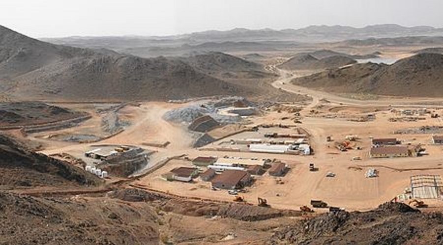 Copper Concentrator Dirt : Barrick says copper operation in saudi arabia not affected