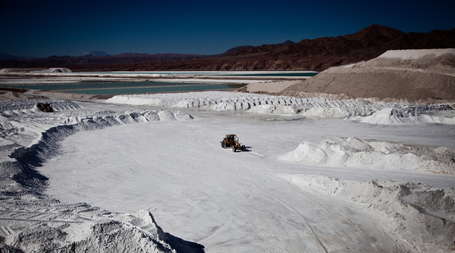 Chile's lithium giant SQM sees prices falling further this year