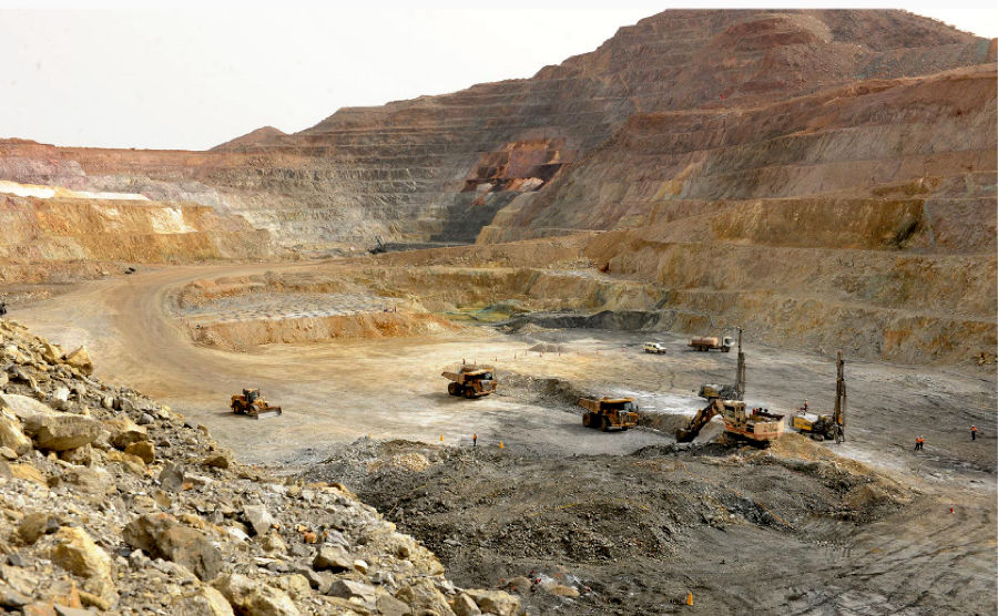 China's Sichuan Road to mine copper in Eritrea starting in 2019