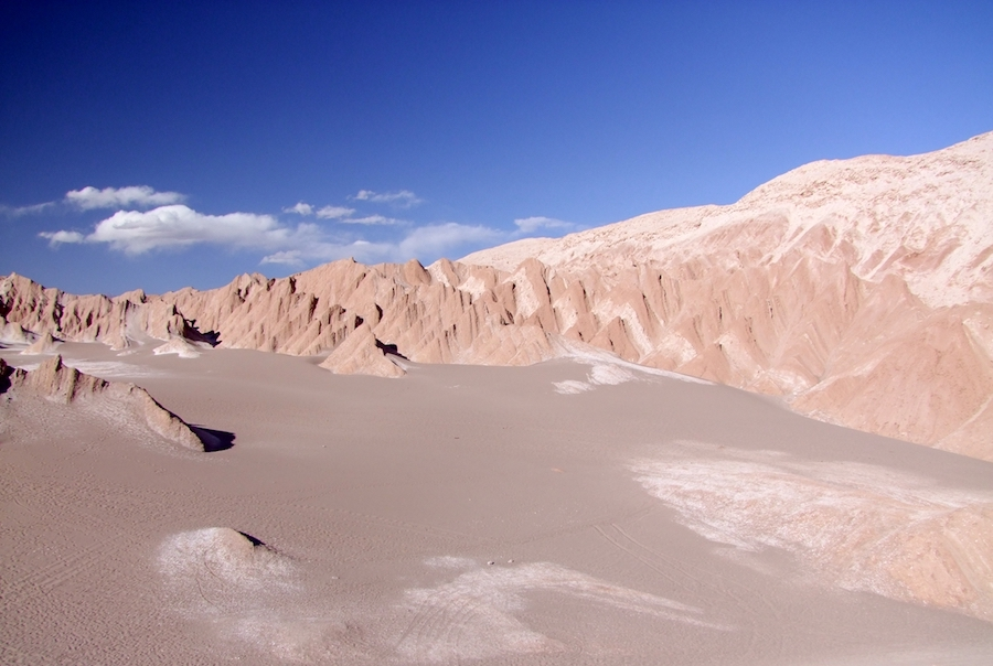 In Chilean desert, global thirst for lithium is fuelling a 'water war'