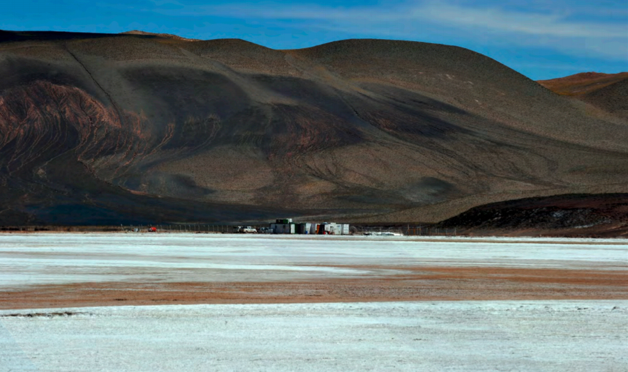 POSCO to buy lithium mining rights in Argentina from Galaxy