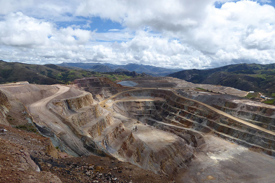Tahoe halts operations at its la Arena gold mine in Peru after protest