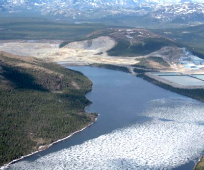 Anglo Pacific shares up on Voisey's Bay deal
