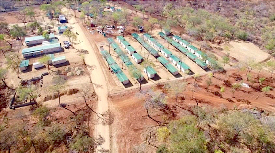 Battery Minerals hits construction milestones at Montepuez graphite project