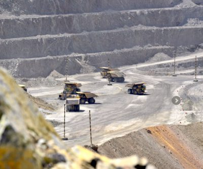 Union at Collahuasi copper mine agrees to labor deal