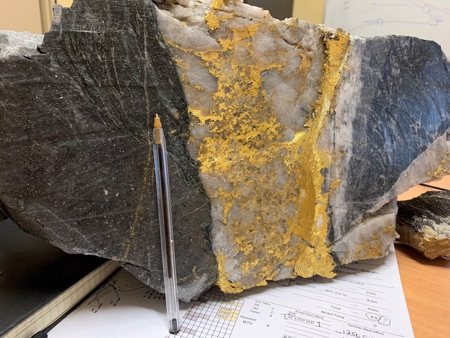 RNC Minerals recovers giant gold slab from its mine in Australia