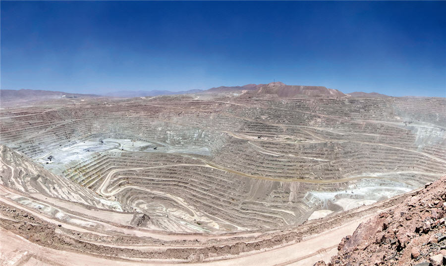 Chile mining activity up as non-mining activity plunges