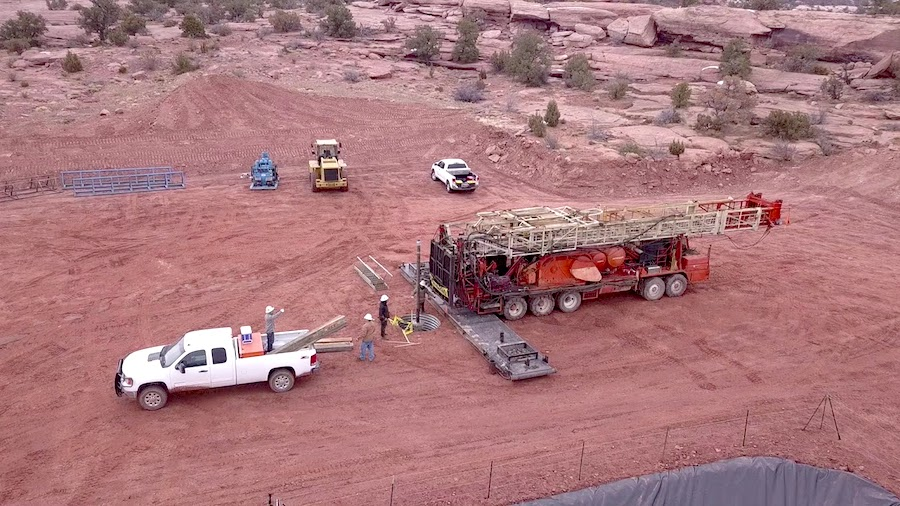 Anson Resources produces first lithium hydroxide from Utah-based project