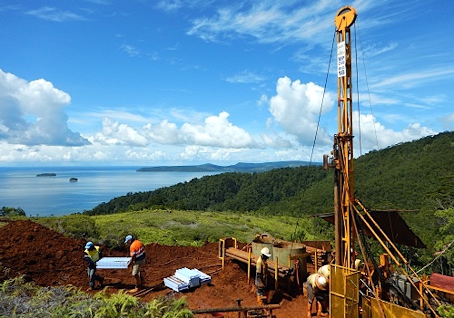 Axiom soars on near supply deal for Isabel nickel mine in Solomon Islands