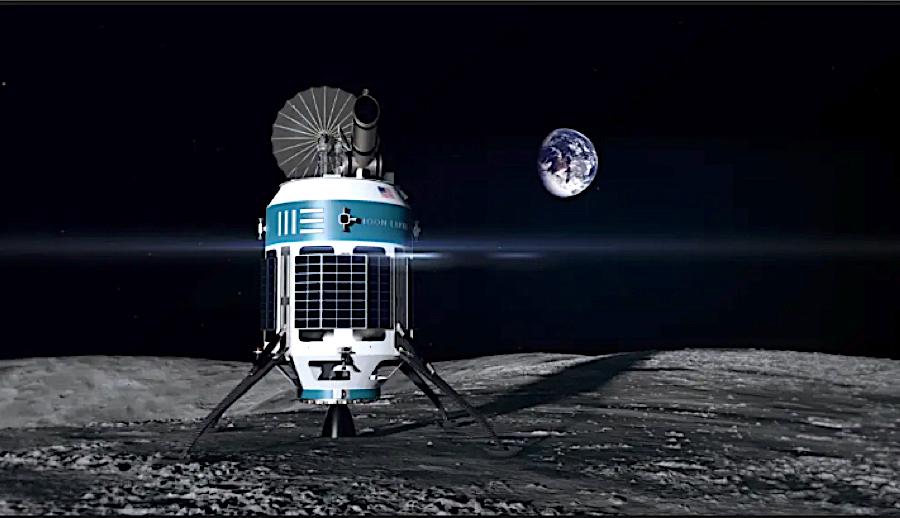 Canadian space mining developer inks deal with US-based Moon Express