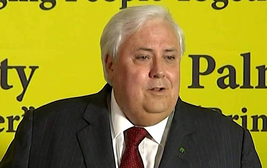 CITIC goes after Clive Palmer's Mineralogy over iron ore project claims