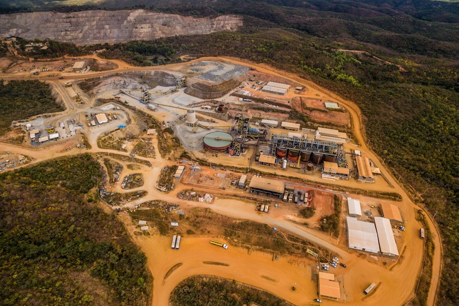 Leagold closing Brazil mine for two months due to drought