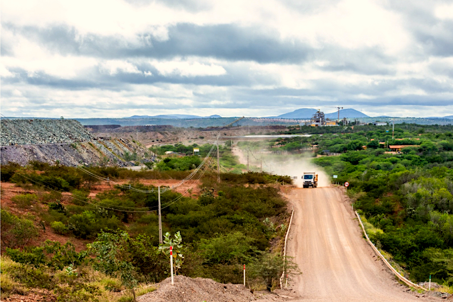 Leagold Mining said restarting Santa Luz mine in Brazil requires $82 million