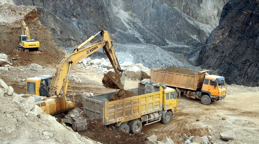 China sets rare earth mining quota for 2020