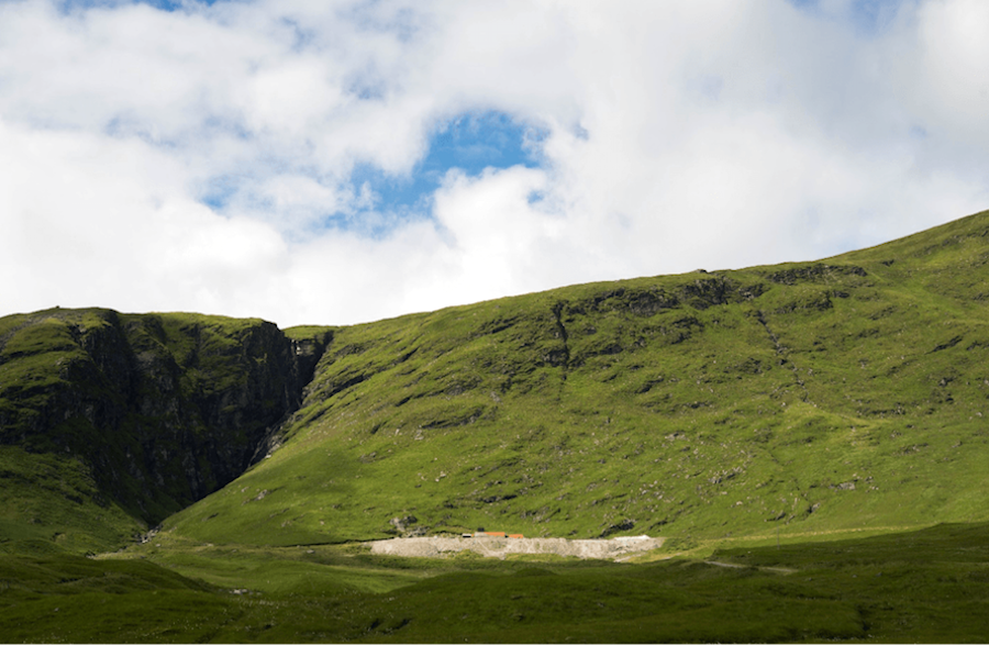 Scotland closer to having its first commercial gold mine