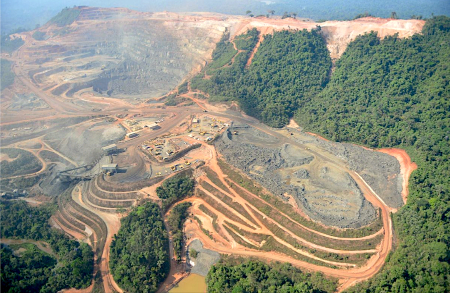 Vale studying $1B expansion of Salobo copper mine in Brazil — report