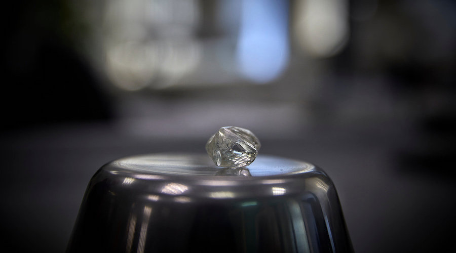 Alrosa recovers large diamond from new Yakutia deposit