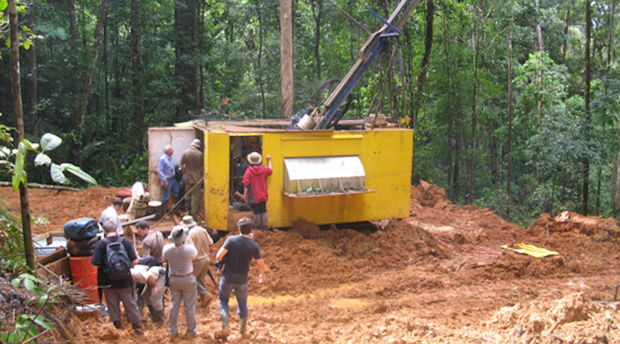 Gold project in French Guiana moving forward