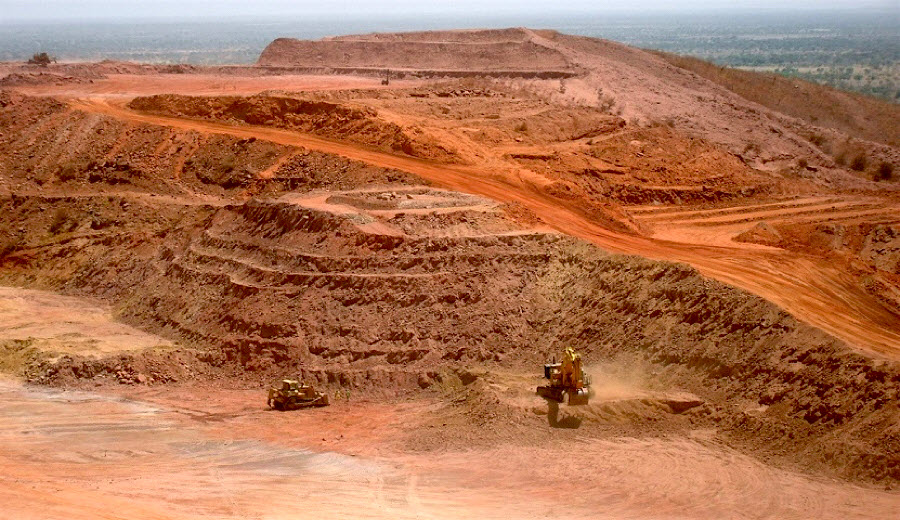 Acacia Mining ends earn-in deal with Sarama in Burkina Faso