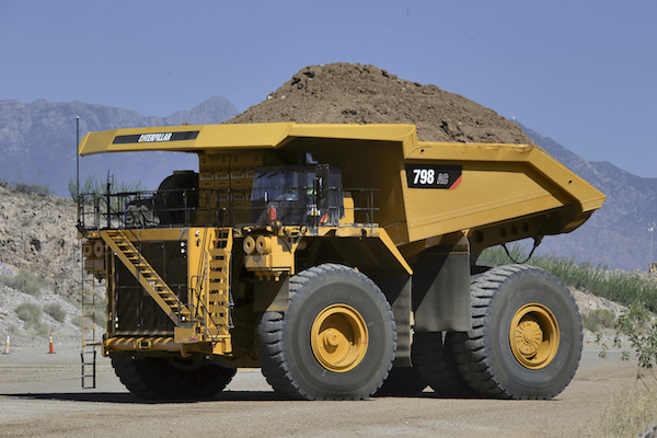 Caterpillar steps up game to keep leadership in North America