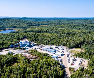 Alamos proceeds with Island Gold shaft expansion