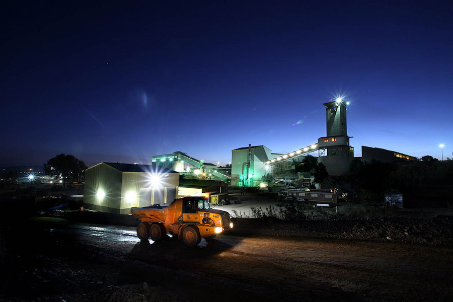 Lonmin workers ask South African tribunal to stop merger with Sibanye