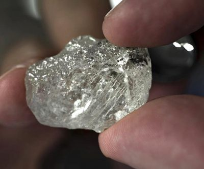 Mined of lab-made diamonds? The answer is personal