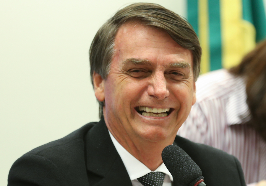 Navy admiral named Brazil's mining and energy minister