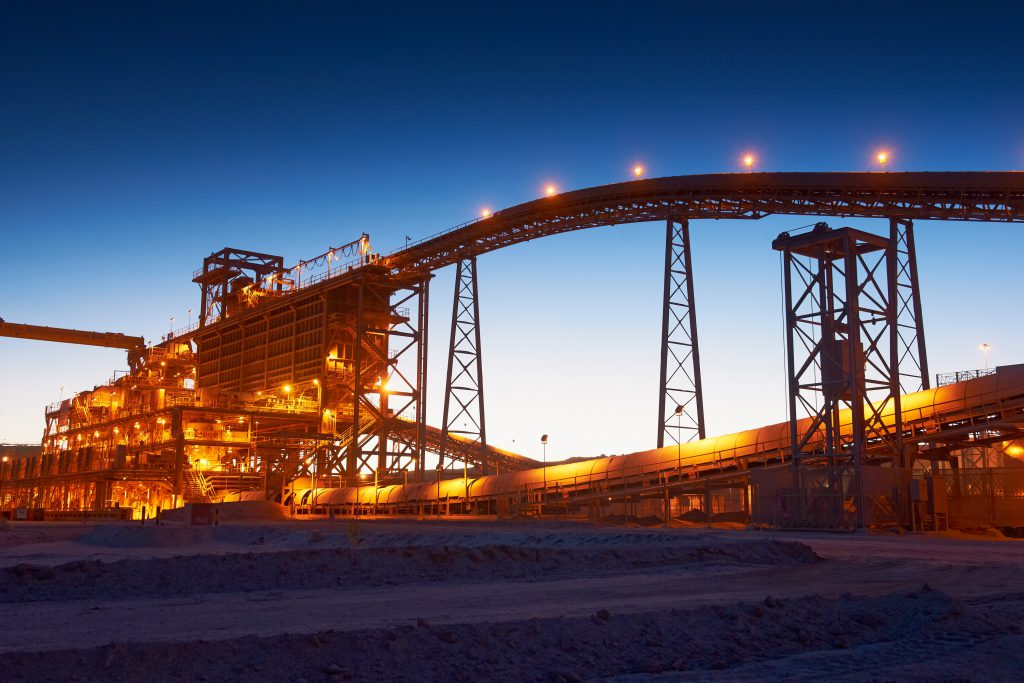 Strike shuts down operations at BHP's Spence mine in Chile