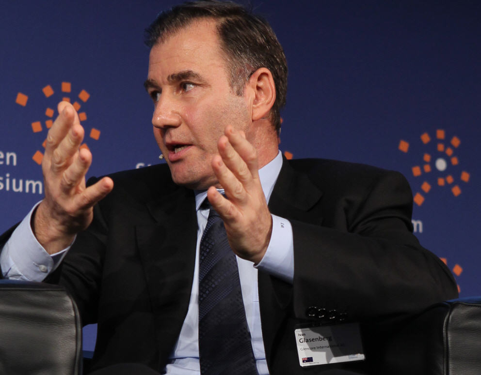 Copper supply needs to double by 2050, Glencore CEO says