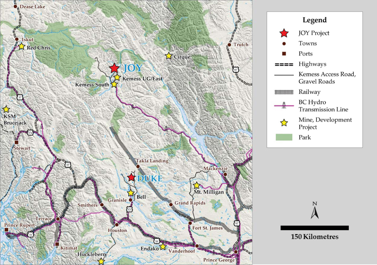 Amarc to drill Joy copper-gold project in BC