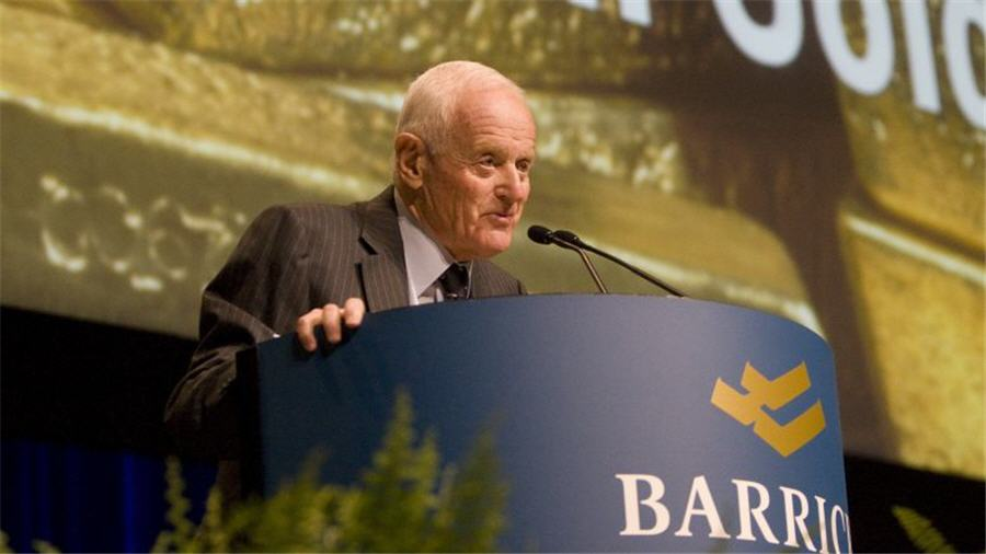 Mining titan and philanthropist Peter Munk's lifetime of achievement