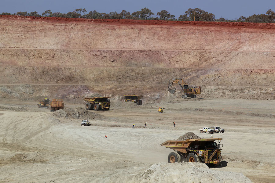 Regis Resources buy $688m stake in Anglogold's Tropicana mine