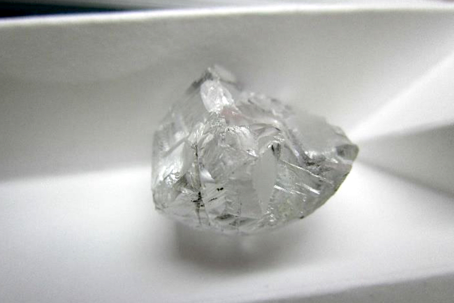 Firestone shares shoot up after finding 46-carat diamond in Lesotho