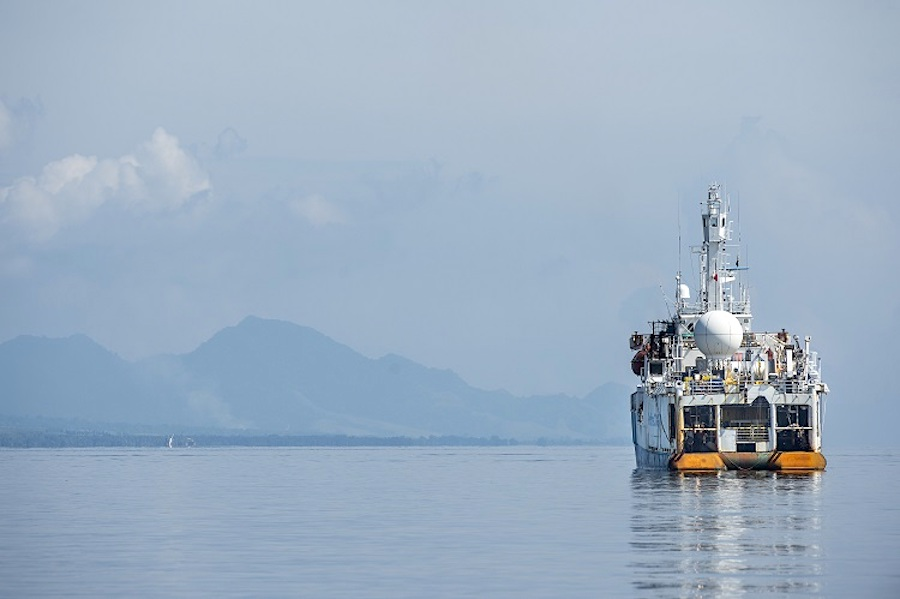 Nautilus setting JV to secure support vessels for Solwara 1 project