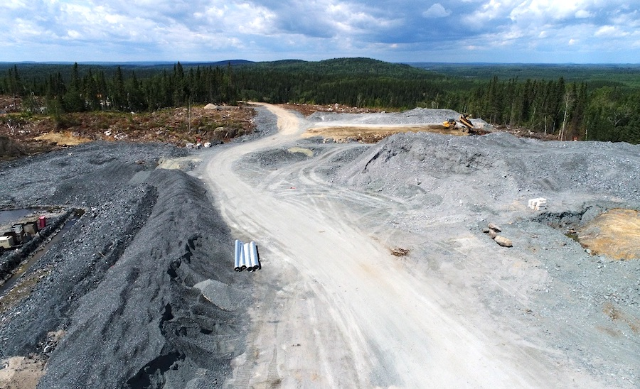 Ontario's first new gold mine in a decade to begin commercial production