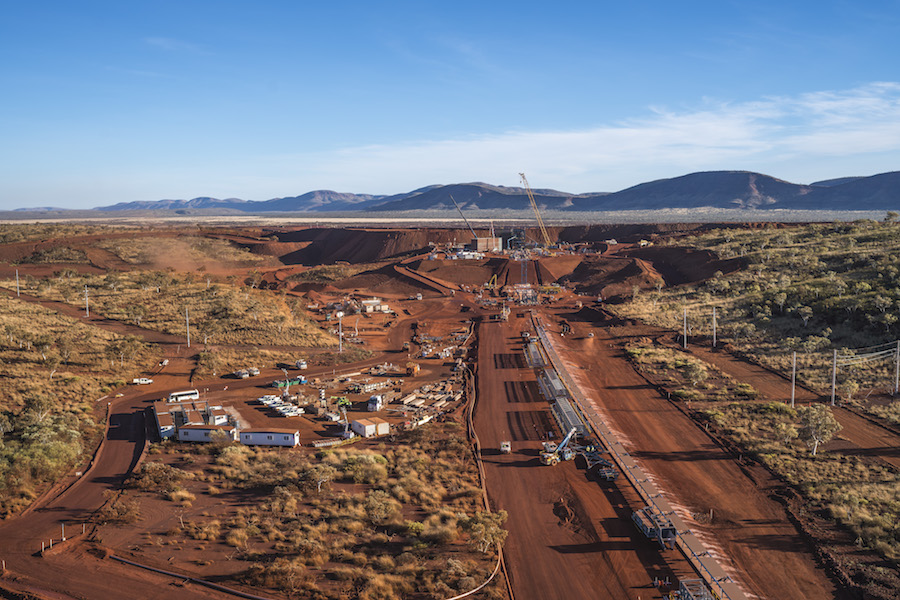 Rio Tinto, China Baowu in talks to extend Pilbara iron ore JV