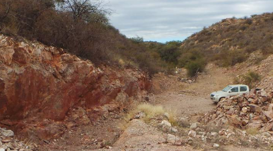 Falcon Gold reports high grades at Argentinian project